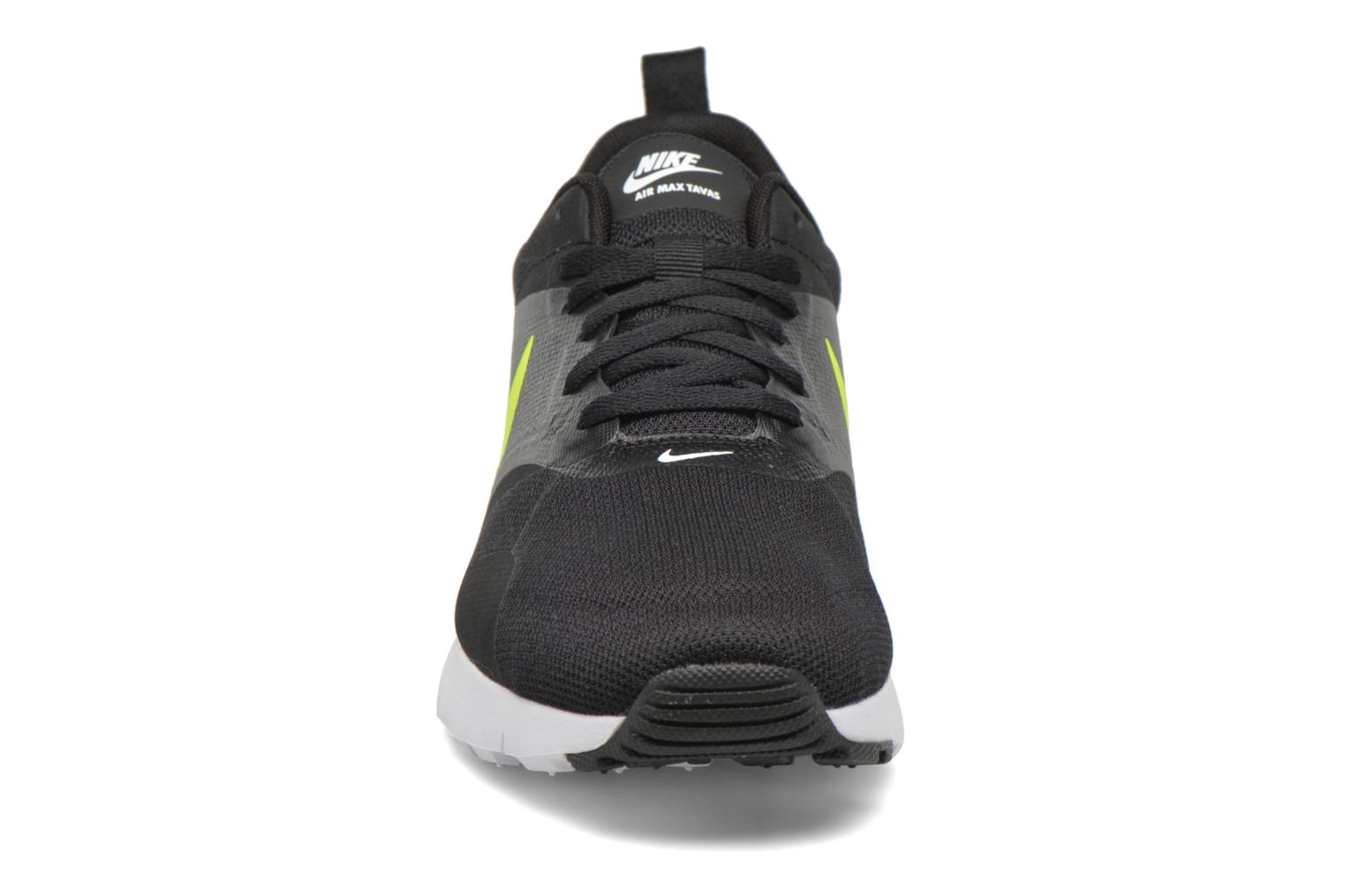 Nike Air Max Tavas (Gs) Black/Volt-White